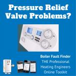 Pressure Relief Valve Problems