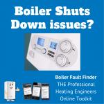 Boiler Shuts Down