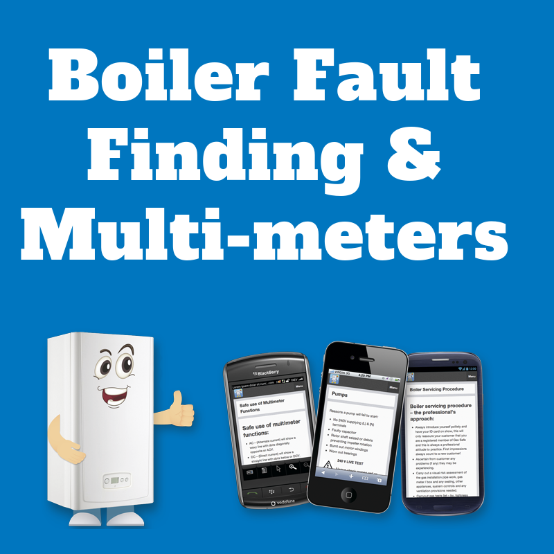 Multi-Meters and Boiler Fault Finding