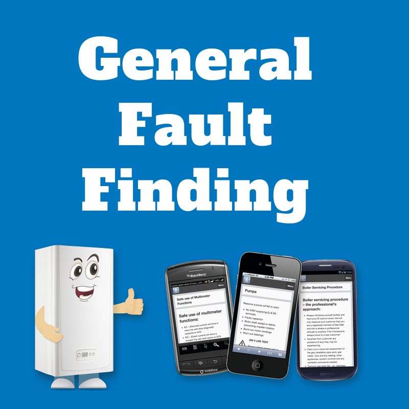 General Boiler Fault Finding for Heating Engineers