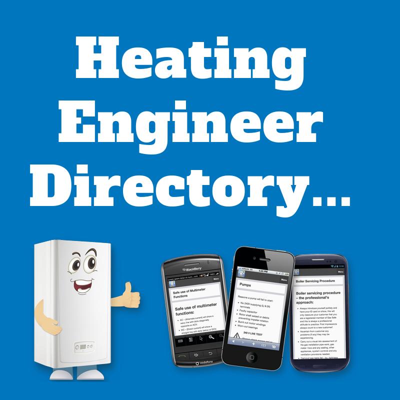 Heating Engineer Directory