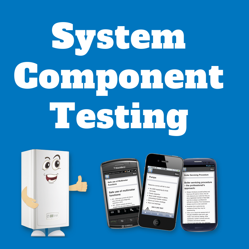 Boiler System Component Testing for Heating Engineers